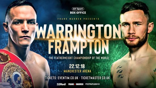 Warrington v Frampton
