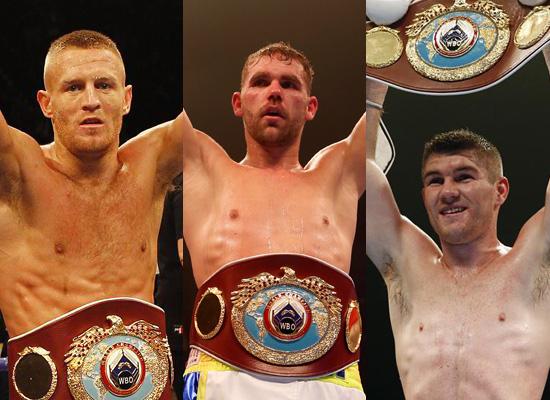 Boxing World Champions