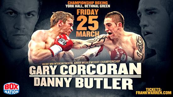 Corcoran v Butler