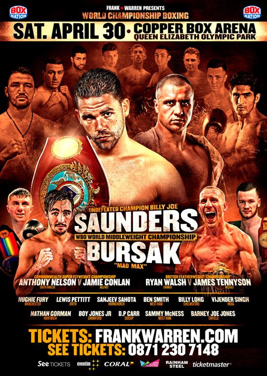 Saunders v Bursak