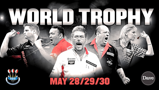 BDO World Trophy 2016