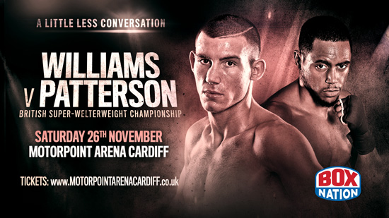 Williams v Patterson