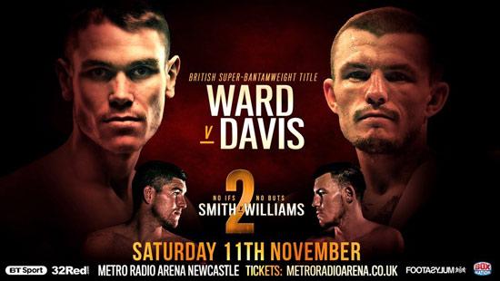 Ward v Davis