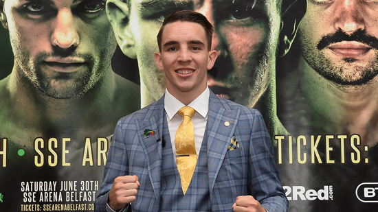 Michael Conlan Homecoming
