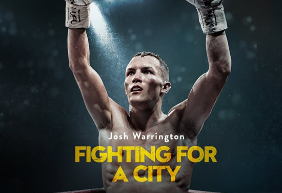 Josh Warrington Fighting for a city