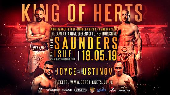Saunders vs Isufi