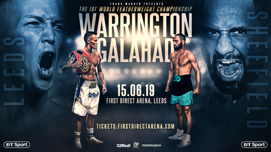 Warrington vs Galahad