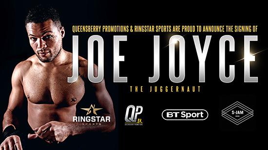 Joe Joyce