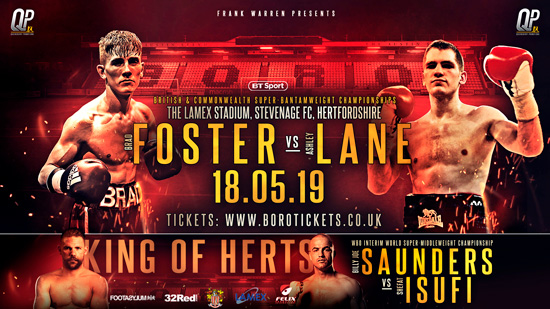 Foster vs Lane