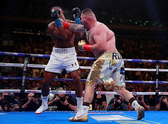 Joshua vs Ruiz